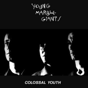 Young Marble Giants, pochette Colossal Youth