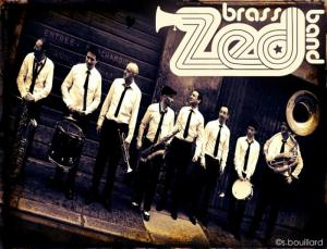 CA JAZZ AU MAS ! avec ZED BRASS BAND